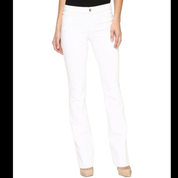 26 JOE/'S JEANS THE HONEY CURVY BOOTCUT WHITE JEANS NWT SIZE